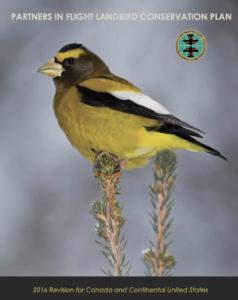 COVER_PIF Landbird Conservation Plan