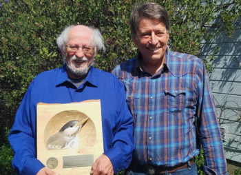 David DeSante - 2016 PIF Lifetime Achievement Award